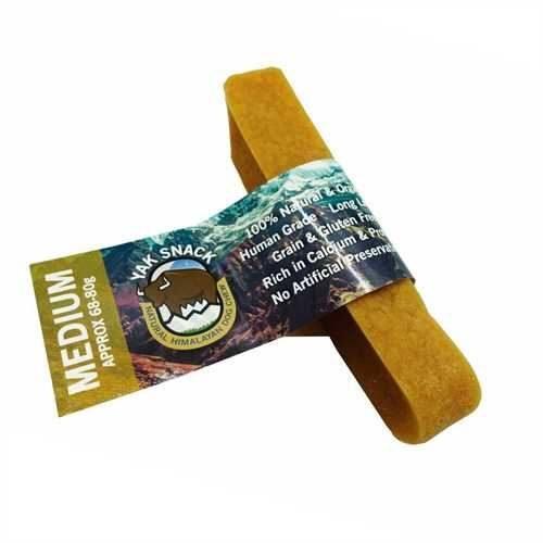 Yak Snack - Small, Medium, Large and Extra Large