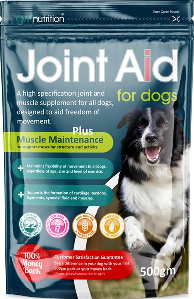 joint aid 500gm + muscle maint